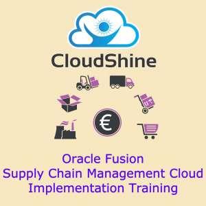 Oracle Fusion Scm Training India Oracle Fusion Scm Online India Cloudshine