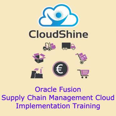 Oracle SCM Cloud Online Training