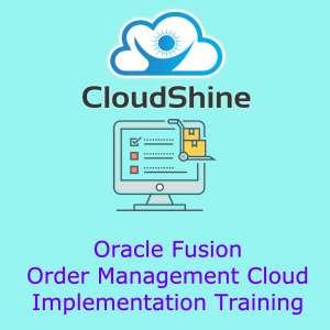 Oracle Order Management Certification
