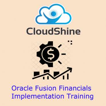 Oracle Fusion Finance Training – New batch