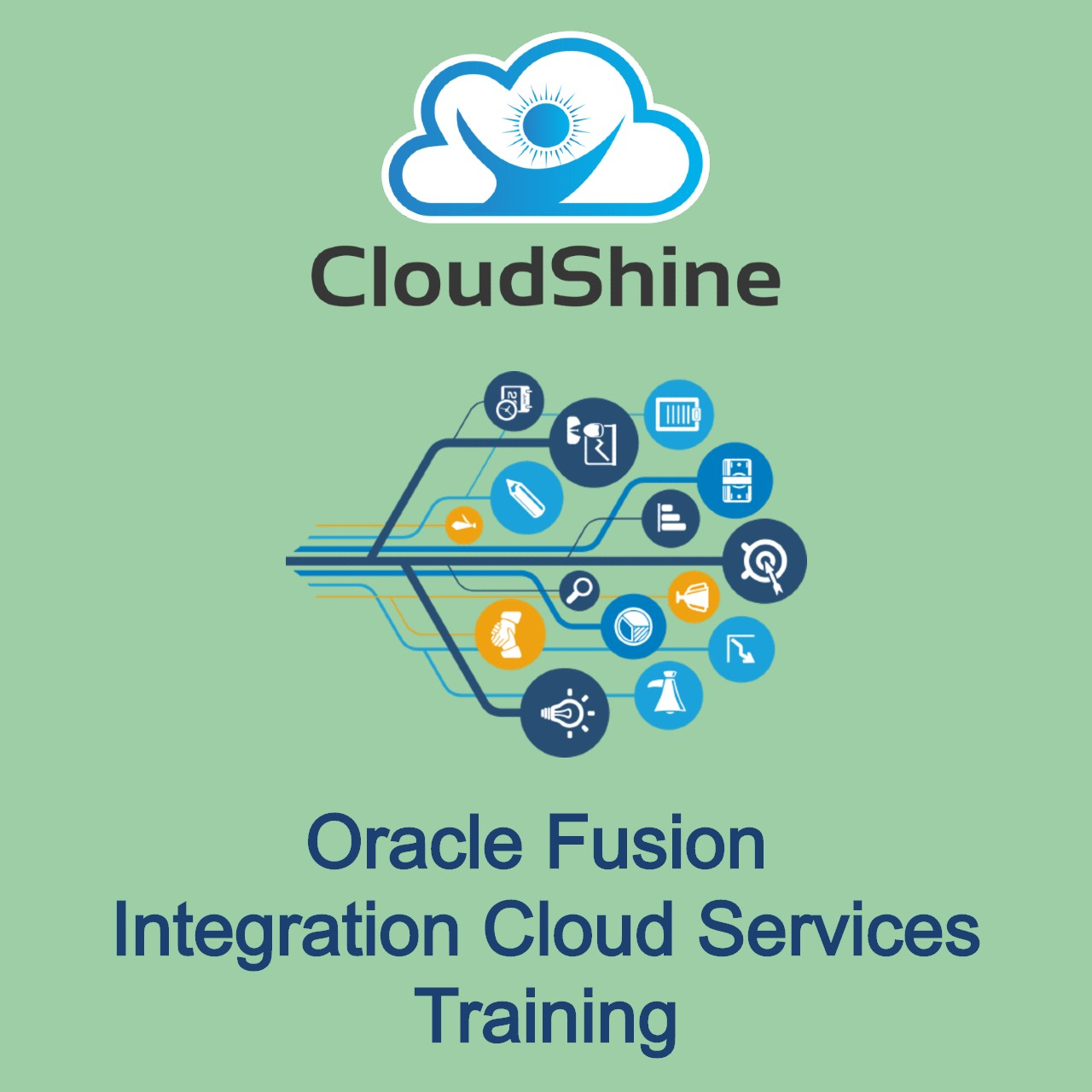 CloudShine Integration Cloud Service Training