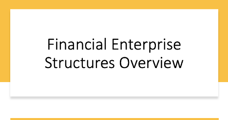 Oracle Fusion Enterprise Structure Overview