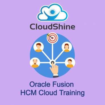 Oracle Fusion HCM Cloud Training – New Batch